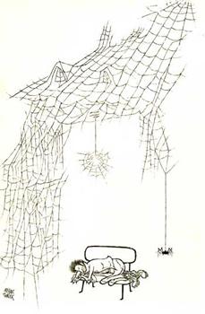 Tublek Nehar - La tela di ragno