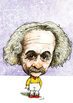 Capriotti Gianluigi - A. Einstein