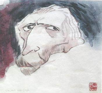 Xiaoyang Li - Vincent Van Gogh