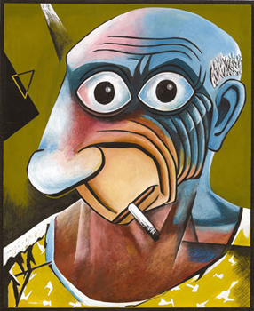 Chanda Parta - Pablo Picasso