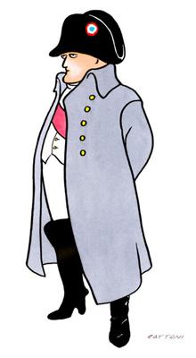 Cattoni Ernesto - Napoleone e l'Italia