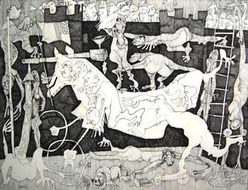 Cegna Giorgio - Il Cavallo di Troia